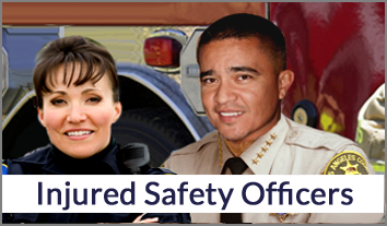 Injured Safety Officers